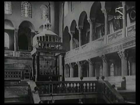 Bomabardamento Alleato su Roma - Cinegiornale Istituto Luce