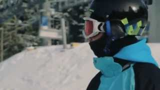 Первое видео из Bukovel SnowPark 2013