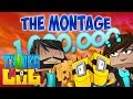 minecraft mods : think's lab - million noodler montage! [minecraft roleplay]