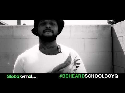 Be Heard with ScHoolboy Q