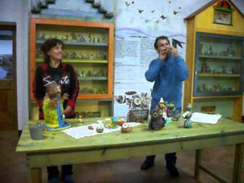 fattoria didattica museo dell'ocarina grillara veneto: melodie con l'ocarina