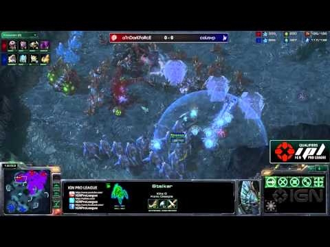 IPL2: Qualifier 2: aTnDarKFoRcE vs coLrsvp - Game 1