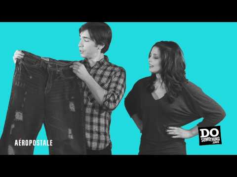 Teens for Jeans PSA (with Justin Long)