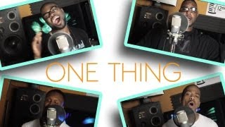 One Direction - One Thing Official Music Cover video by AHMIR