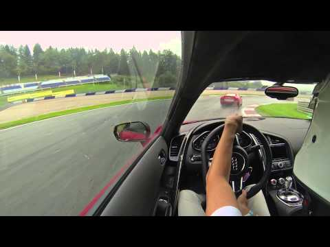 Audi Sportscar Experience @ Red Bull Ring Spielberg