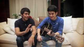 Your Body is a Wonderland - John Mayer (Cover by Isaiah & Andrai Antonio)