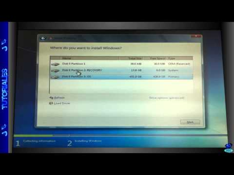 Formatear Cualquier Pc e Instalar Windows 7