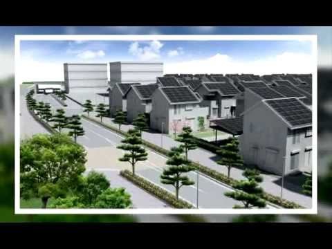 Panasonic Announces Sustainable Smart Town Project