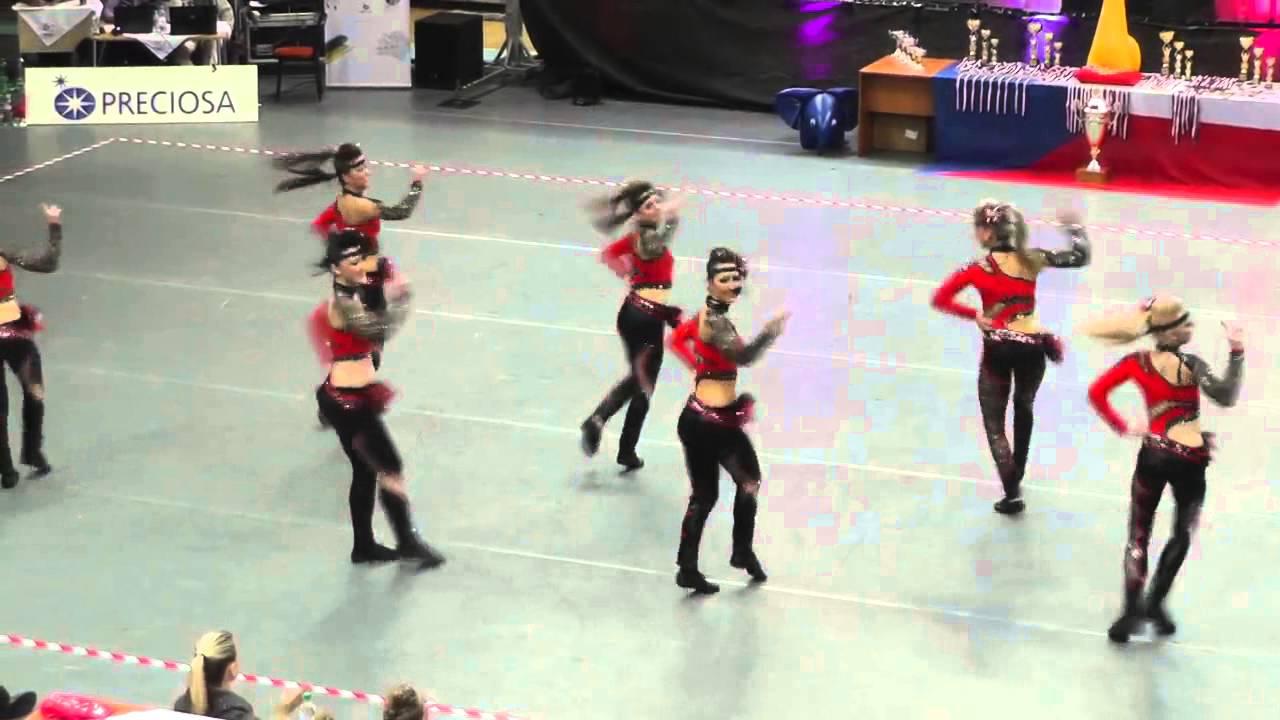 CDO MČR 2013 DISCO DANCE - TCO DANCE Plzeň