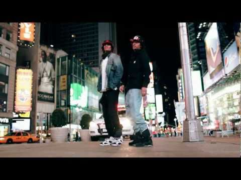 LES TWINS Times Cop in New York City | YAK FILMS New Style Hip Hop Dance
