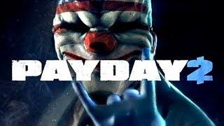 PAYDAY 2   Debut Teaser Trailer (2013) [EN]   FULL HD