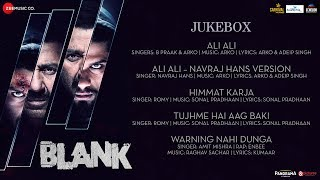 Blank - Full Movie Audio Jukebox