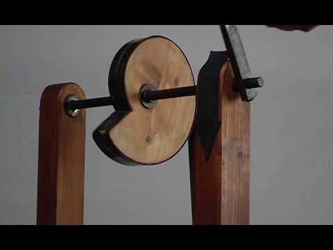 Le Macchine di Leonardo - Il Martello a Camme