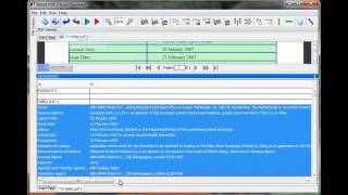 IDEA4 PDF 2 Excel Converter (automatic conversion of text tables) view on youtube.com tube online.