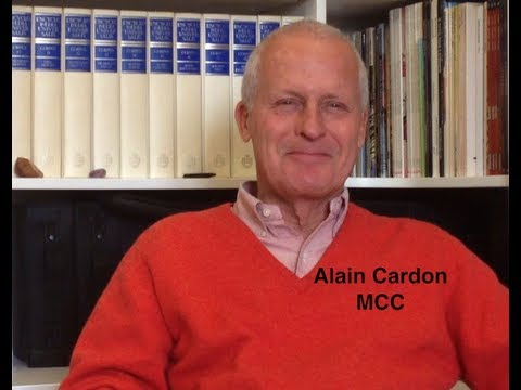 [EN] The Power of Silence in Coaching - Alain Cardon MCC