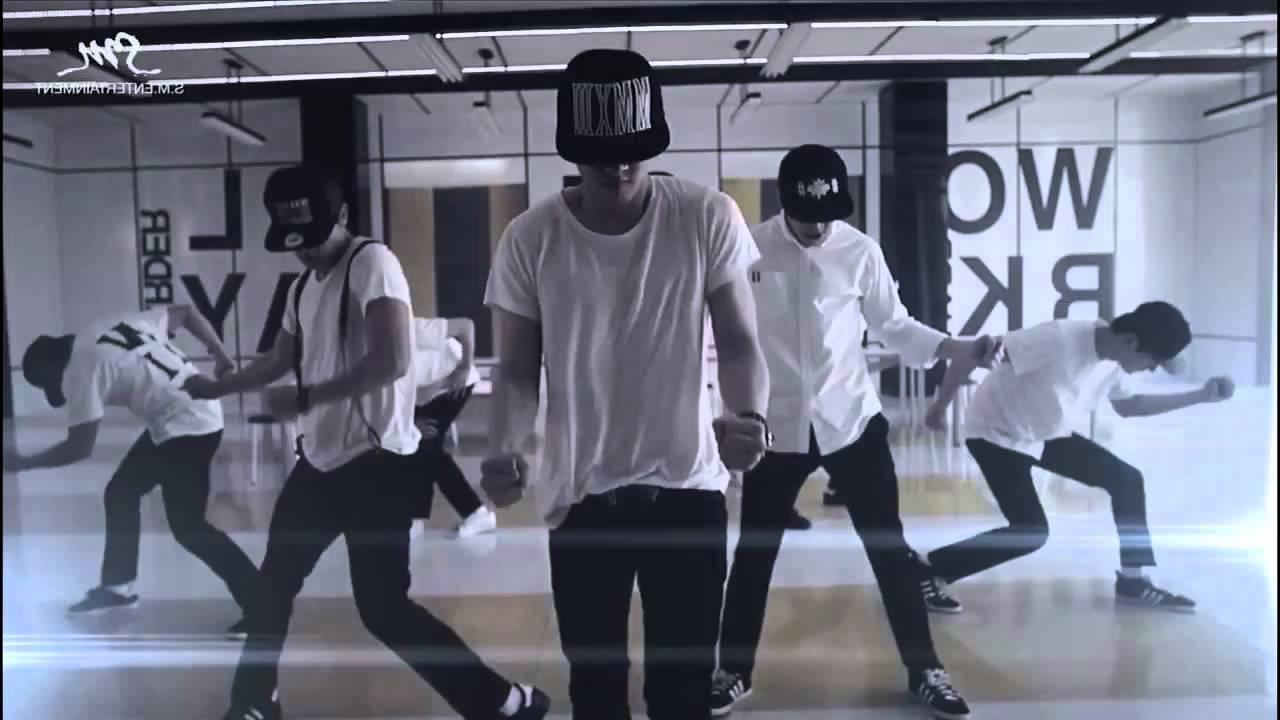 Super Junior M - Swing Mirrored Dance (CHN ver.)