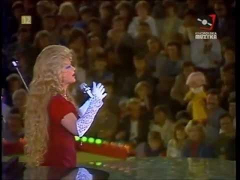 Violetta Villas-Mechaniczna Lalka-Kołobrzeg 1986(CAŁY WYSTĘP)