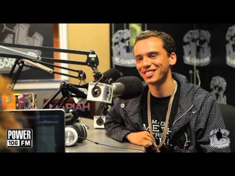 Logic gets signed to Def Jam off of a MixTape line up