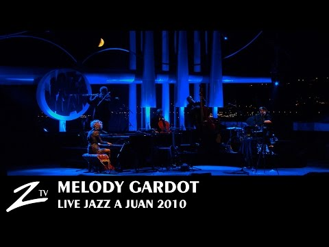 Melody Gardot - Live Jazz à Juan 2010 (Official - Part 3/3)