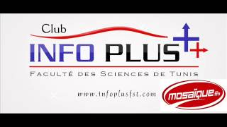 Club InfoPlus Event UPGRADE TO HTML5 Sur mosaique FM.wmv