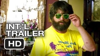 The Hangover Part 3 Official International Trailer (2013) - Bradley Cooper Movie HD