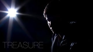 Bruno Mars - Treasure (Official Acoustic Music Video) - Cover by Corey Gray