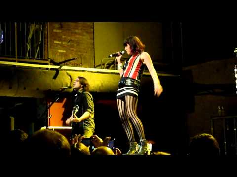Slave to the Grind - Halestorm 12-29-11 Ram's Head Live - Lzzy Hale