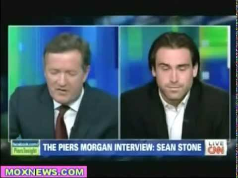 """Sean Stone became Muslim - """"Where Is Ahmadinejad Currently Threatening To Destroy Israe"""
