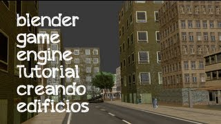 Tutorial nº 13: Crear un edificio  simple / Nivel Principiante