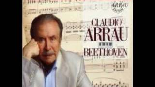 "Beethoven by Arrau - (3rd mvt) Sonata No 17 ""Tempest"" in D minor, Op. 31 No 2"