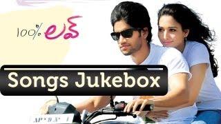 100% Love Telugu Movie Songs Jukebox