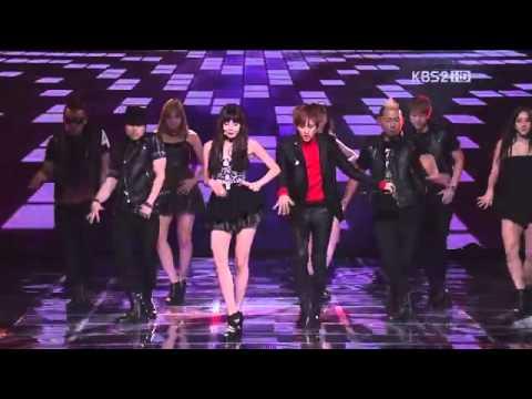 2012.12.28 Trouble Maker - Trouble Maker @ 2012 KBS Gayo Daejun