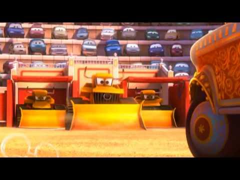 El Mate-Dor LOS CUENTOS DE MATE en HD de Walt Disney y Pixar