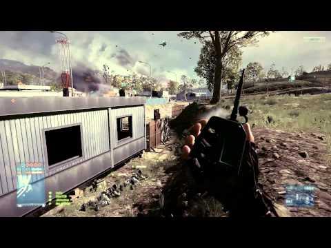 HyCy - Battlefield 3 MAV heli kill (C4)