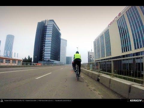 VIDEOCLIP Prima iesire cu bicicleta in 2019 - 1 ianuarie 2019 [VIDEO]