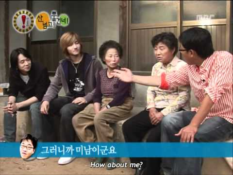 DBSK - Over The Mountain, Across The River Ep4 (EngSub) (2/2).avi