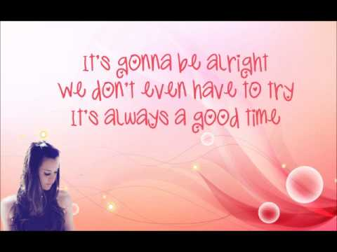 Good Time - Owl City ft Carly Rae Jepsen w/ lyrics (cover) Megan Nicole.