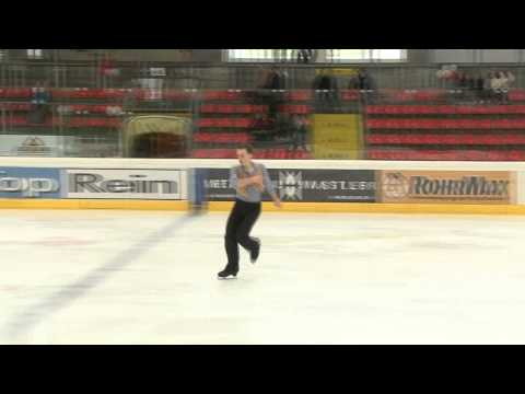 19 Petr COUFAL (CZE) - ISU JGP Austria 2012 Junior Men Free Skating