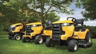 CUB CADET mauriņa traktori