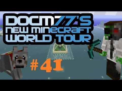 Docm77´s NEW Minecraft World Tour - Episode 41: Arachnophobia