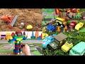 Фрагмент с конца видео - Тачки 3 Мультики про Машинки Молния Маквин и Камень на Трэке Cars 3 Lightning McQueen