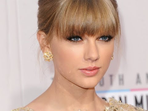 Taylor Swift AMA 2012 Inspired Makeup Tutorial
