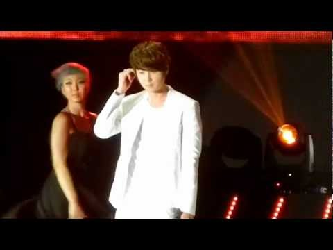 Fancam - Crazy! [Shinhwa The Return Concert - Singapore] (120616)