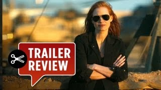 Instant Trailer Review - Zero Dark Thirty NEW TRAILER (2012) Kathryn Bigelow, Bin Laden Movie HD