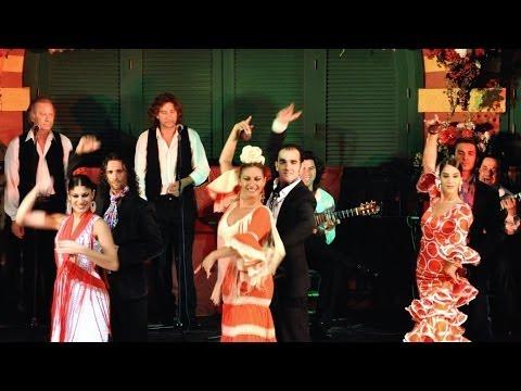Flamenco Show in Sevilla, Spain Part3 [HD] フラメンコショー(スペイン)