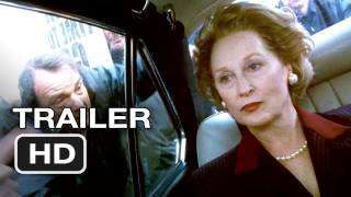 The Iron Lady Official Trailer - Meryl Streep Movie (2012) HD