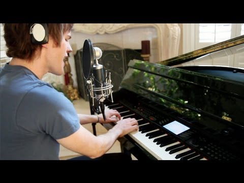 """Part Of Me"" - Katy Perry Cover by Tanner Patrick - with lyrics"