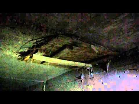 Túneles por los que escapó El Chapo Guzmán