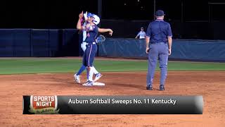 Highlights From Auburn's Victory over Kentucky on Saturday