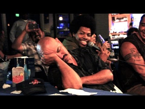 DON-T SLEEP at the Comedy Show! (Mike E. Winfield)